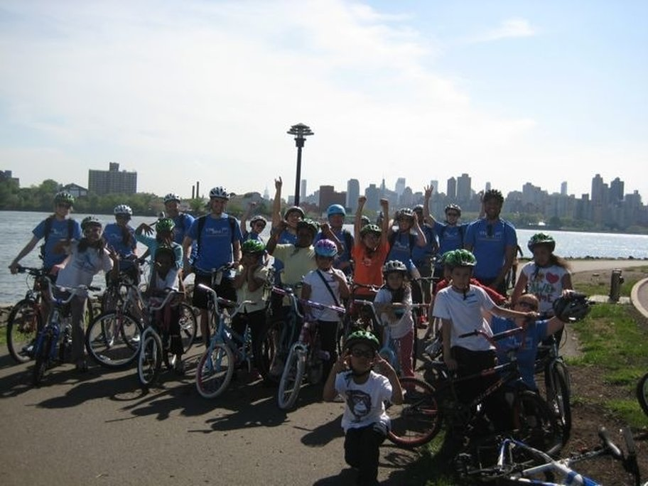 Green Exercise Days provide a perfect place to volunteer in NYC